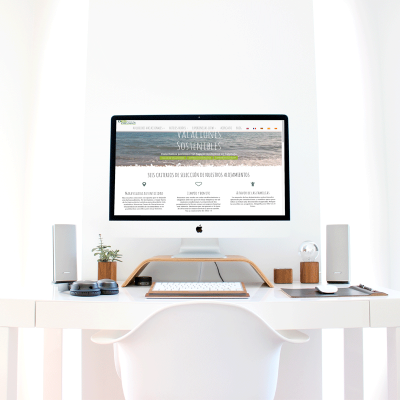 foto creación web corporativa