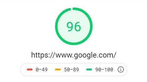 page speed de google velocidad de carga